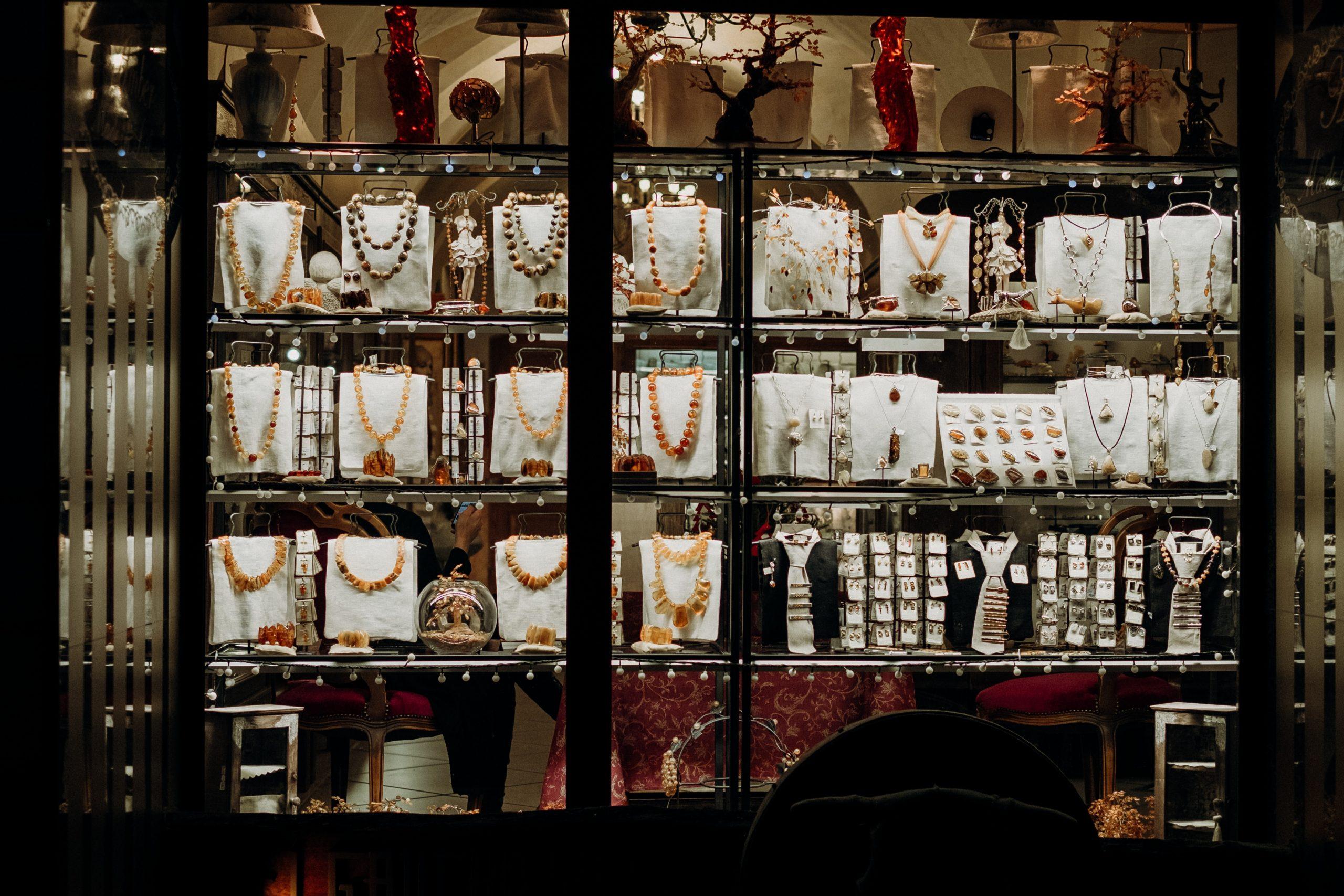 Hoe uw juwelierszaak kan worden geholpen